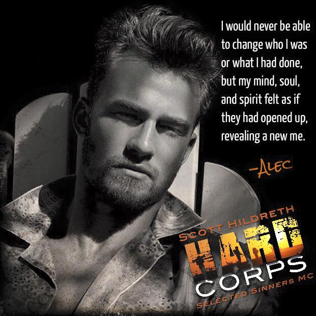 New Release Hard Corps By Scott Hildreth Little Shop Of Readers