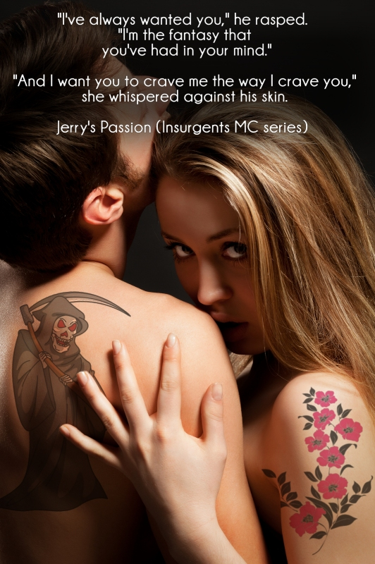New Release Jerrys Passion By Chiah Wilder Little Shop Of Readers